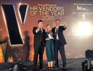 HR Vendors of the Year 2018
